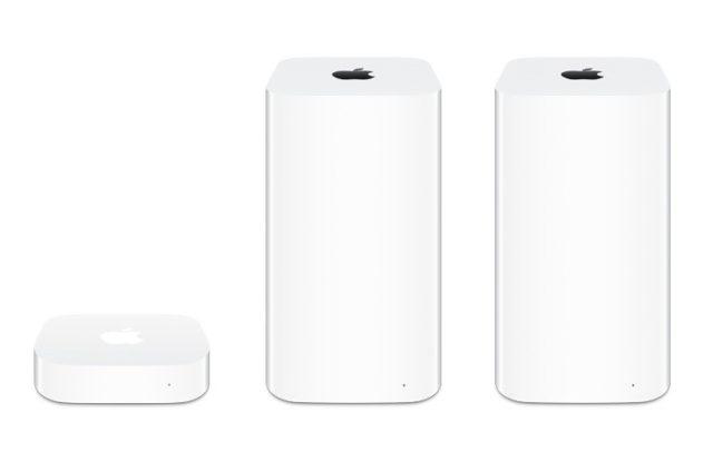 Apple社は自社のAirPortベースステーションを売りつくし始める