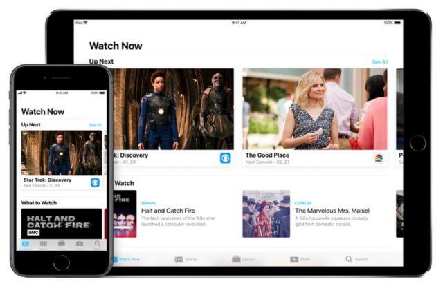アップルTVでサブスクリプションモデル(定期購読)での配信を予定