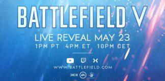 Battlefield 5の名前が確実に、EA社がオフィシャルロゴを公開