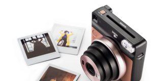 富士フイルム社、新インスタントカメラを初公開