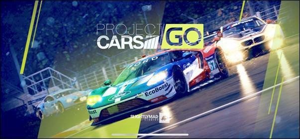 Project Cars レーシングゲームモバイル版 配信
