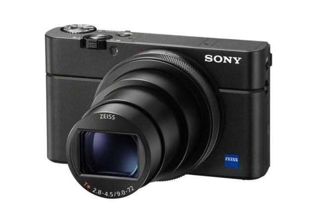ソニーRX100 VI、24-200mmレンズ発表