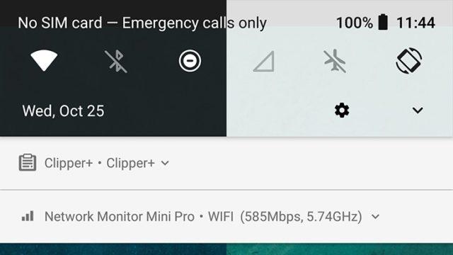 Android Pはダーク&ライトテーマの手動切替可能