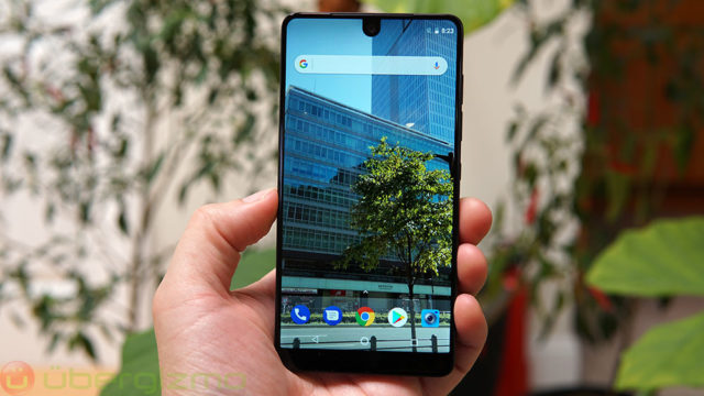 Essential PhoneのAndoroid P ベータ版をリリース