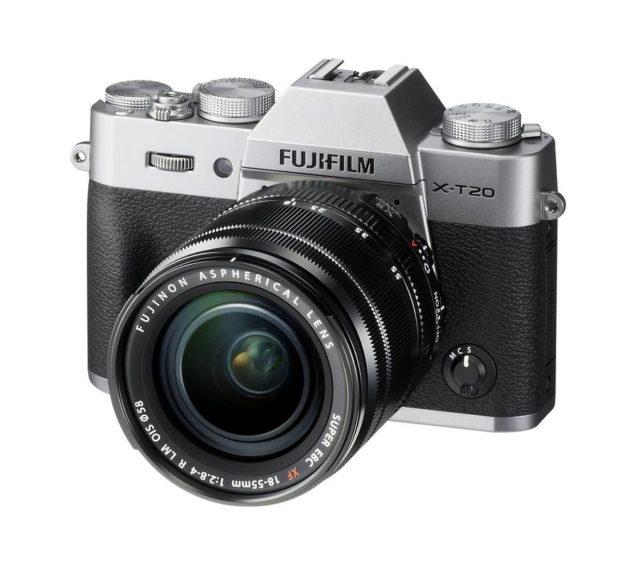富士フイルムEU社が誤って公開したFujifilm X-T100の仕様