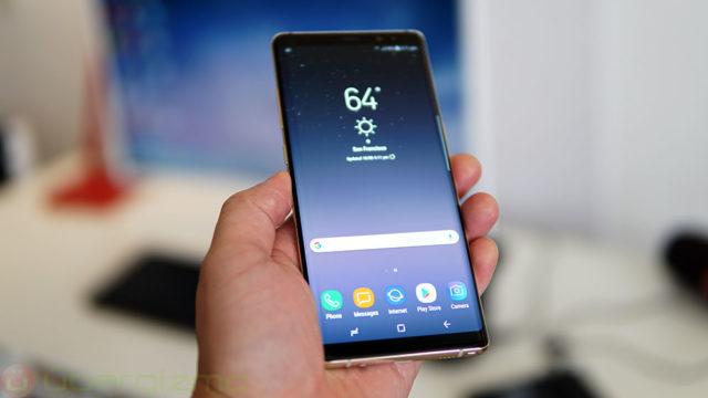 Galaxy Note 9、4,000mAh バッテリーを搭載予定