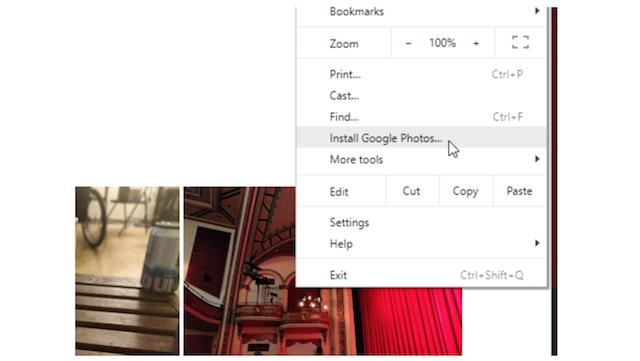 Googleフォトは独自のプログレッシブWebアプリを取得