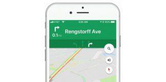 iOS向けのGoogleマップでユーザーが新しい車アイコンから選択可能に