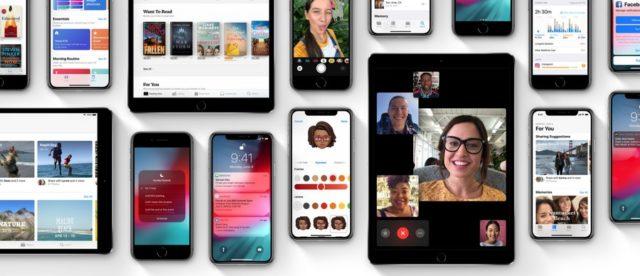 iOS 12は第一対応者にあなたの所在地を知らせます
