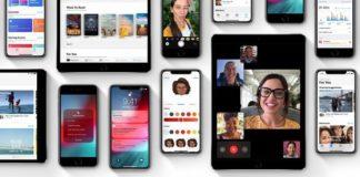 iOS 12の新機能