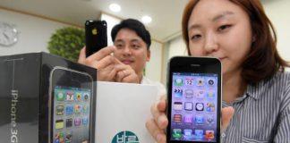 韓国の携帯通信会社 iPhone 3GSの販売を再開