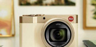 Leica C-Luxはロングズームのコンパクトカメラ