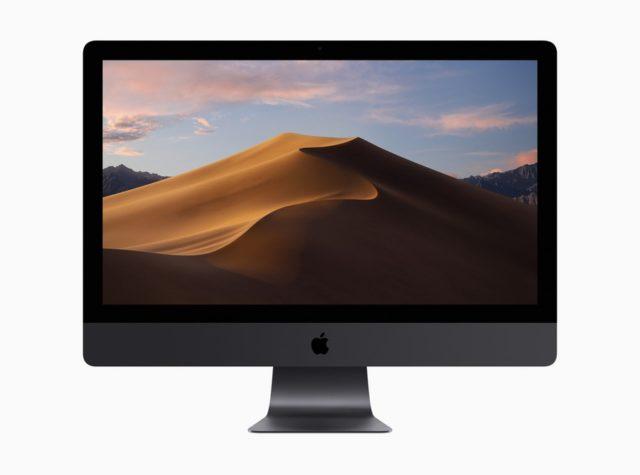 Apple社はMacOS Mojaveを正式に発表