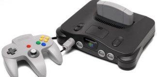 任天堂の商標がN64 Classicのヒントに
