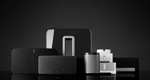 Sonos社売り出し中のスピーカーセットシリーズを発表