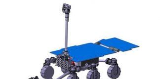 Airbus社は同社の火星探査機の初期デザインを公開