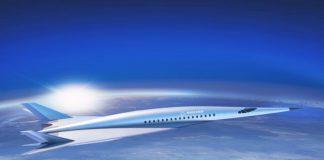 Boeing社は極超音速飛行機マッハ5ジェットコンセプトを公開