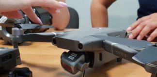 DJI社の新Mavic Drone 360度の障害物回避機能装備予定