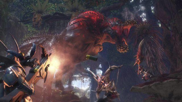 Monster Hunter World PCの使用がオンラインで流出