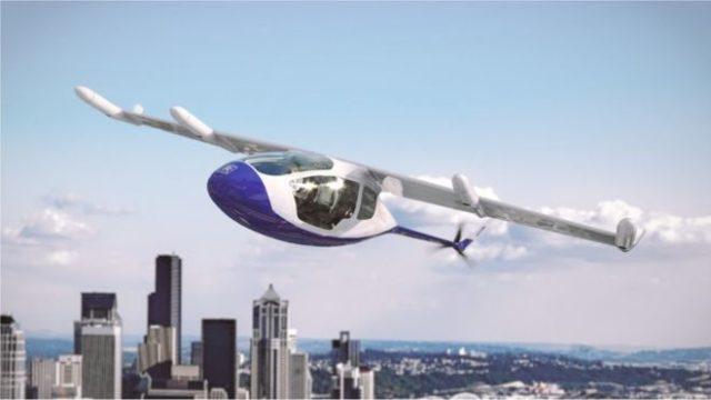 Rolls-Royce社、Flying Carsにも着手
