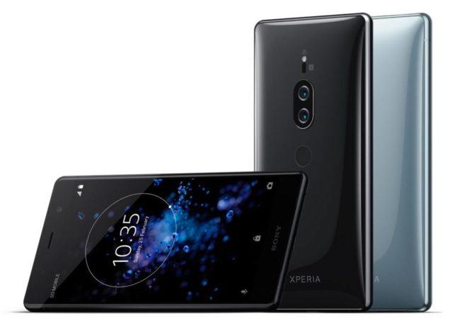 Sony Xperia XZ2 Premium 米国で先行予約を受付中