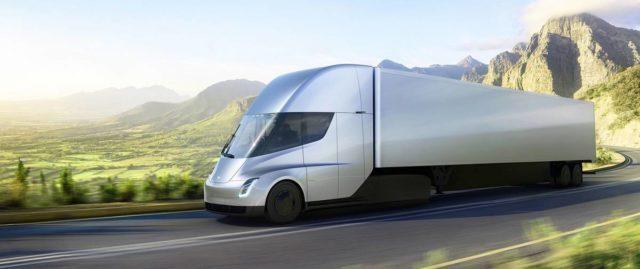 Tesla Semi は「Mad Max」モードを装備