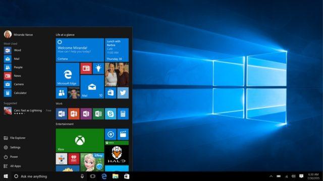 Windows10 よりスマートなアップデートを導入
