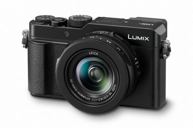 パナソニック Lumix LX100 II デジタルカメラ公開