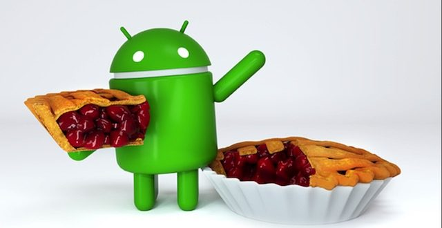 Android P, Android 9 Pieとして正式にリリース