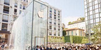 Apple社がアメリカ初の1兆円企業になる