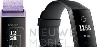 Fitbit Charge 3のレンダリングが発表の前にリークされたと主張