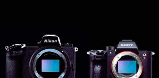 新しいニコンミラーレスカメラのリーク情報でサイズ比較が流出