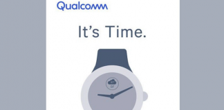 Qualcomm社の新しいスマートウォッチチップは9月10日に発表の可能性