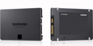Samsung社、最大4TBのドライブ用に4ビットコンシューマSSDを生産