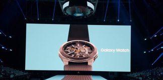 Galaxy WatchはSamsung社の最新のスマートウォッチ
