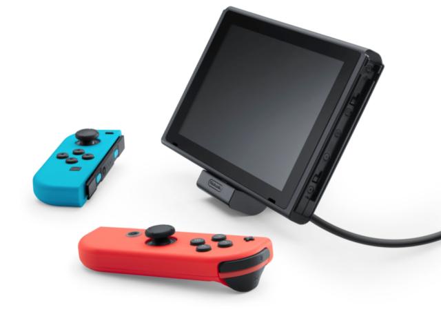 2019年に4KのNintendo Switchが発売されるという噂