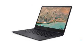 Lenovo,パワフルでスタイリッシュなYoga Chromebookをローンチ