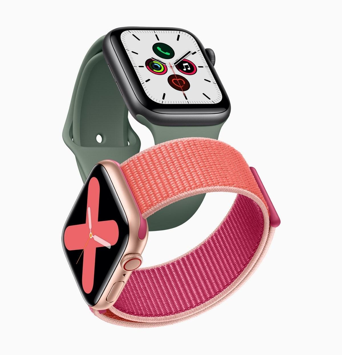 Apple Watchに指紋認証センサーを付ける特許、アップルが申請