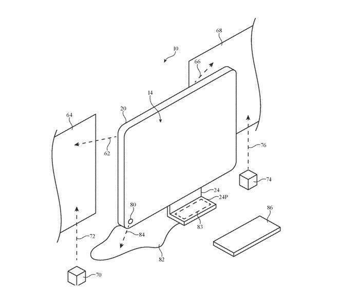 次のiMacはプロジェクターを内蔵?