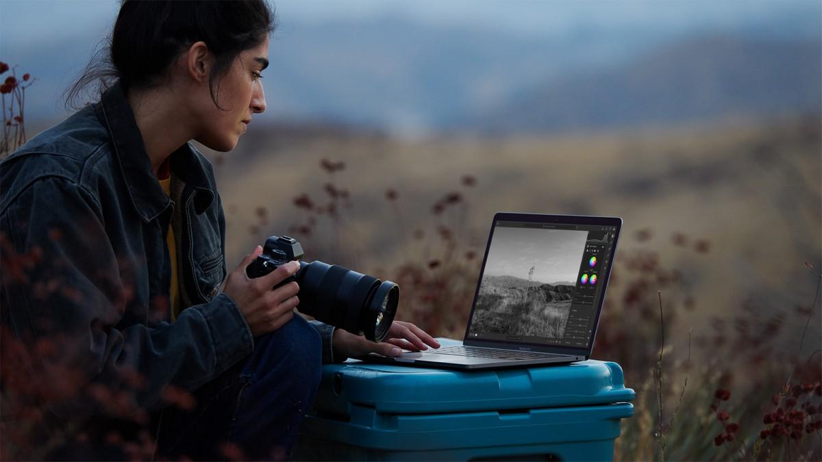プロの写真家がAppleのM1をレビュー