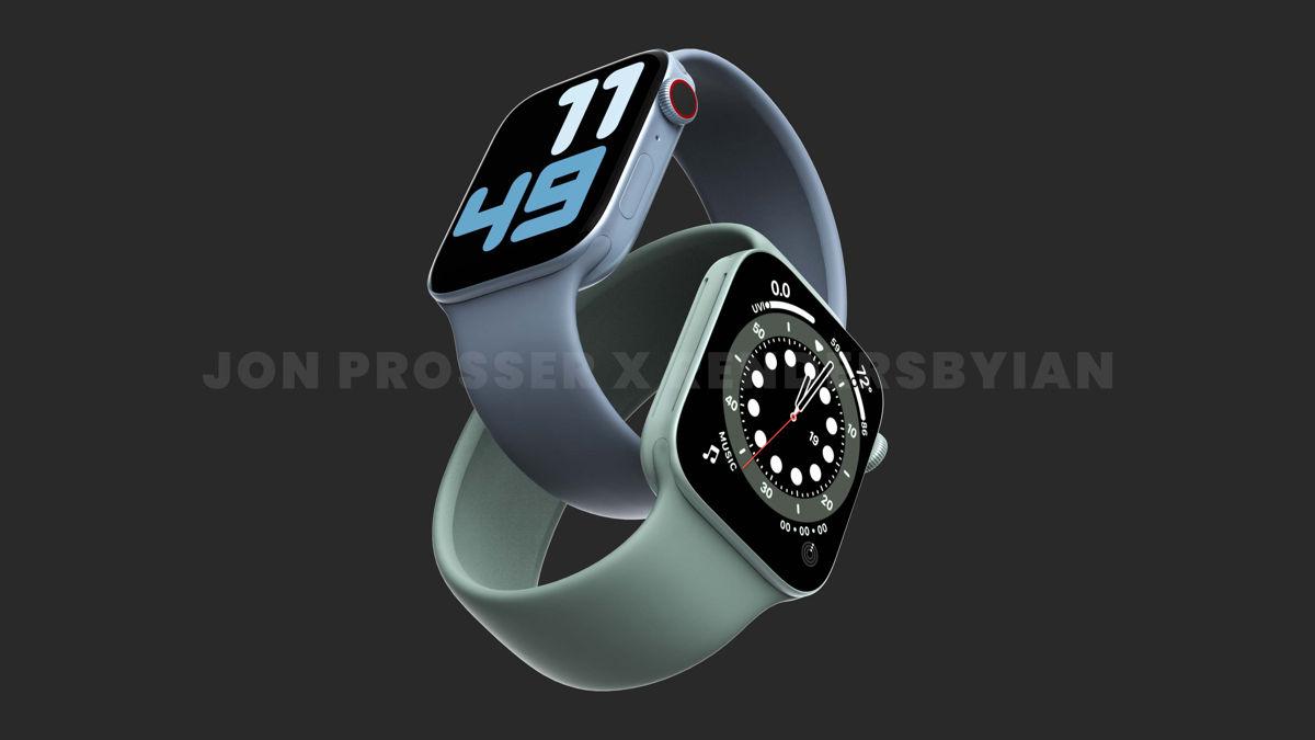 フラットエッジなApple Watchは来年のデザインかも